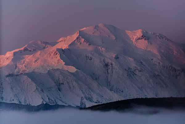 Denali early morning