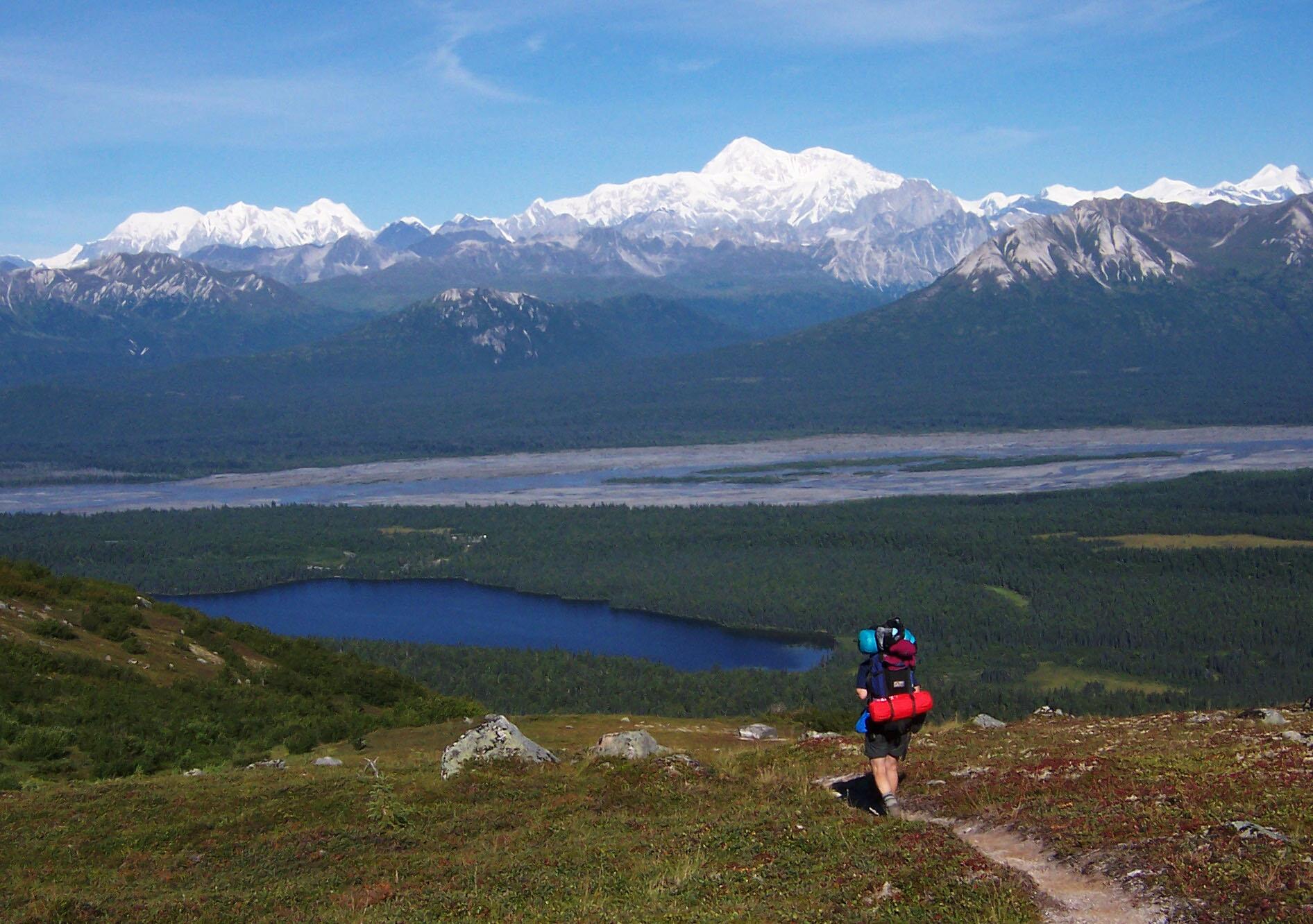 summer tours hiking