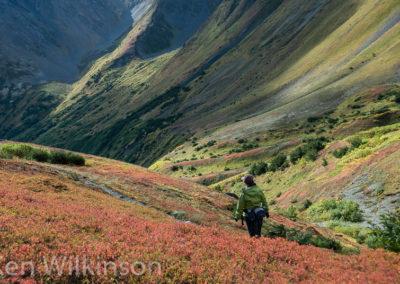 Autumn Alpine Hiking