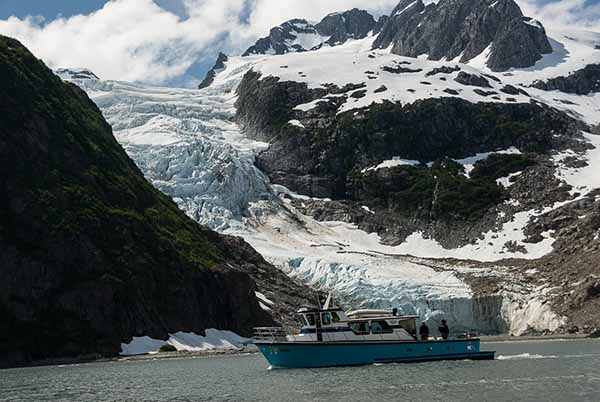 Alaska trip planning boating